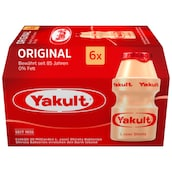 Yakult Original 0 % Fett 6 x 65 ml