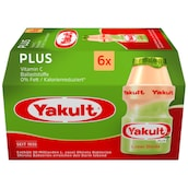 Yakult Plus 0 % Fett 6 x 65 ml