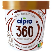 alpro Sojaeis Velvety Chocolate Swirl 450 ml