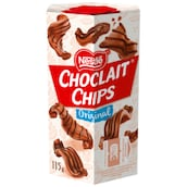 Nestle Choclait Chips Original 115 g