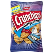 Lorenz Crunchips Gitterchips gesalzen 150 g