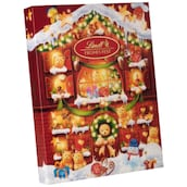 Lindt Teddy Adventskalender 345 g