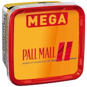 Pall Mall Allround Red Mega Box Tabak 185 g