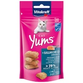 Vitakraft Cat Yums mit Lachs 40 g