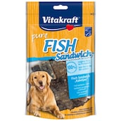 Vitakraft Pure Fish Sandwich Kabeljau 80 g