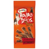 Frolic Rodeo Duos mit Rind & Käse 140 g