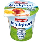 Ehrmann Almighurt Nektarine Florida-Orange 3,8 % Fett 150 g