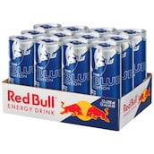 Red Bull Blue Edition 12 x 0,25 l