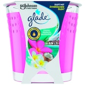 glade Duftkerze Exotic Tropical Blossoms 129 g