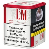 L&M Volume Tobacco Red L 105 g