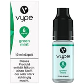Vype Bottle Green Mint 6mg 10 ml