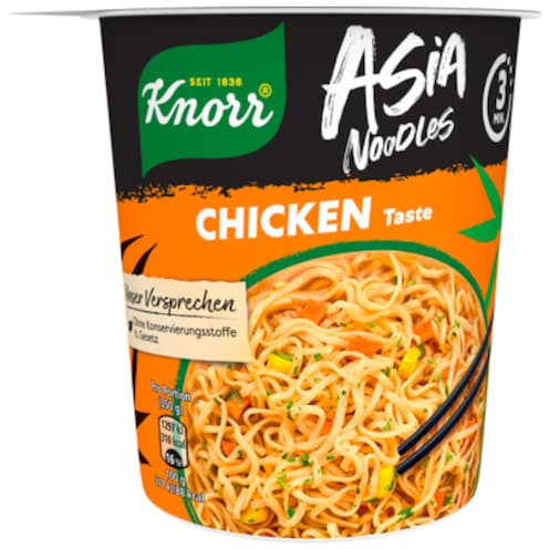 Knorr Asia Snack Becher Huhn 65 g