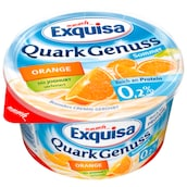 Exquisa Quark Genuss Sommer Orange 0,2 % Fett 500 g