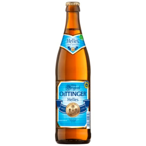 Oettinger Hell 0,5 l