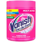 Vanish Oxi Action Farbsicher Fleckentferner 550 g