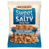 Synders of Hanover Sweet & Salty Pretzel Pieces Salted Caramel 100 g