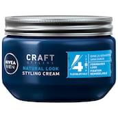 NIVEA MEN Styling Cream Natural Look 150 ml