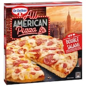Dr.Oetker All American Pizza Double Salami 465 g