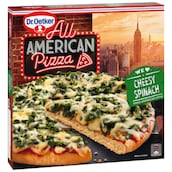 Dr.Oetker All American Pizza Cheesy Spinach 465 g