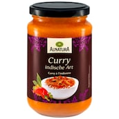 Alnatura Bio Curry indische Art 325 ml