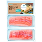 deutschesee Kabeljau-Filets 2 x 160 g