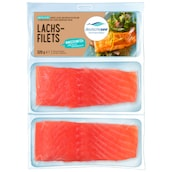 deutschesee Lachs-Filets 2 x 160 g