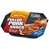Meica Curry King Pulled Pork Snack 220 g