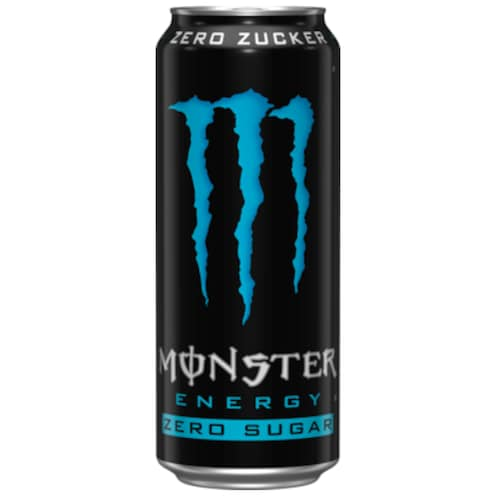 Monster Absolutely Zero 0,5 l