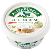 Der Grüne Altenburger Ziegencreme mild & rahmig 27 % Fett absolut 150 g