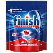 finish All in 1 Regular 30 Tabs
