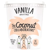 The Coconut Collaborative Kokoszubereitung Vanille 350 g