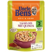 Uncle Ben's 5-Korn-Mix mit Quinoa 220 g
