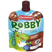 Ehrmann Robby Monster Backe Pudding Schoko 90 g
