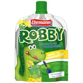 Ehrmann Robby Monster Backe Wackelpudding Typ Apfel-Waldmeister 90 g