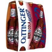 Oettinger Mixed Bier & Cola 6 x 0,33 l