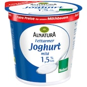 Alnatura Bio Joghurt mild 1,5 % Fett 150 g
