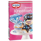 Dr.Oetker Dekor Kreation Blauer Mix 60 g