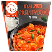 YOUCOOK Indian Style Chicken Tandoori mit Huhn 420 g