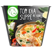 YOUCOOK Tom Kha Suppe mit Huhn 460 g