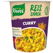 Knorr Snack Bar Reis Curry 87 g