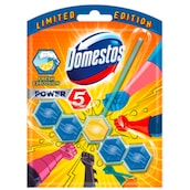 Domestos WC Stein Power 5 Superhero 55 g