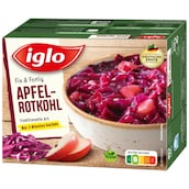 iglo Apfel-Rotkohl traditionelle Art 450 g