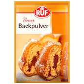 RUF Backpulver 6 x 15 g