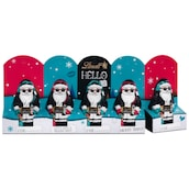 Lindt Hello Mini Santas 50 g