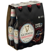 Guinness Extra Stout - 6-Pack 6 x 0,33 l
