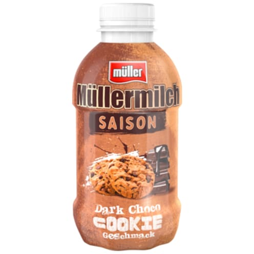 müller Müllermilch Saison Dark Choco Cookie 400 ml