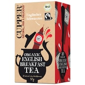 CUPPER Bio English Breakfast Tea 20 Teebeutel
