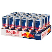 Red Bull Energy Drink - Tray - Kiste 24 x 0,25 l