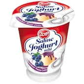 Zott Sahne-Joghurt mild Heidelbeer Panna-Cotta 10 % Fett 150 g