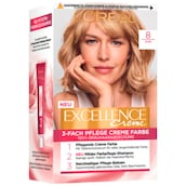 L'ORÉAL Excellence 3-fach Pflege Creme Farbe 8 Blond